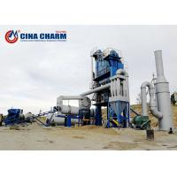 105tph Capacity Bitumen Batch Mix Plant , Asphalt Mixer Machine Easy Operate Manufactures