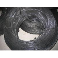 2.0MM Wire Diameter Black Carbon Steel Wire Annealed Soft Binding For Tie Wire Manufactures