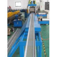 4 Kw Hydraulic Metal Shutter Door Roll Forming Machine 88.5/84/85.5mm Width Manufactures