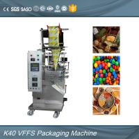 China PLC Control Multifunction Automatic Food Packing Machine For  Fragile Food / Tea / Desiccant on sale