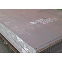 Thickness 204mm low alloy structure steel sheet metal plate ASTM A572 Gr50 Gr60 Gr70 Manufactures