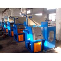 Aluminium Wire High Speed Wire Drawing Machine 1500mpm Spray Drawing Lubrication Manufactures