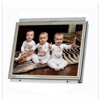 High Resolution 15 Inch Open Frame LCD Monitor Digital Signage For Lobby / Bank Manufactures