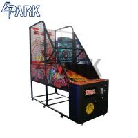 China Normal Basket Ball Machine coin operated game Electronic Basketball Machine on sale
