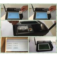 China Credit Cards Payment  Wireless POS Systems for Restaurants / Shopping Mall wholesale