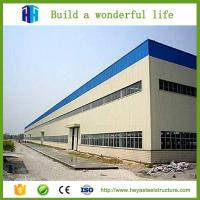 China Prefabricated structure warehouse industrial steel buildings shed sale on sale