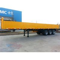 48 ft truck trailer long vehicle flat bed trailer for sale - CIMC Manufactures