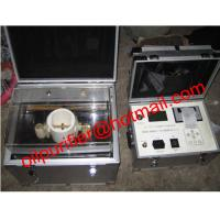 IIJ-II Dielectric oil strength analyzer/ transformer oil BDV tester/Oil dielectric Test Equipment Manufactures