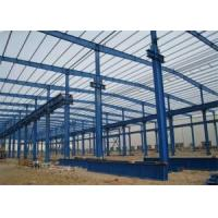Painting Steel Space Frame Structures For Storage Shed GB Standard Manufactures