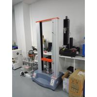 Quality 5KN Computer Servo Tensile strength Testing Machine For Plastics for sale