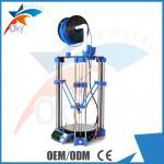Desktop PLA / ABS 3D Printer Diy Kit , Mini Pro Replicator Machine Manufactures