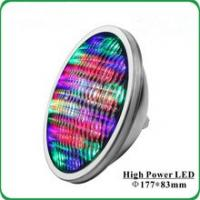 IP68 Swimming Pool Resin Filled Par56 Bulb for Led Underwater Light Manufactures
