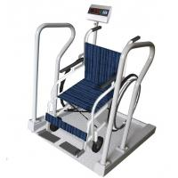 300kg Capacity Hospital Dialysis Wheelchair Weight Scale With Printer Manufactures