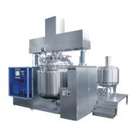 200L Milk / Ketchup Industrial Mixing Equipment With Double Layers Tilting Manufactures