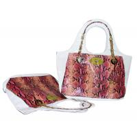 Personized Design Bag Pattern PP Woven Shopping Bags Nylon Tape Webbing Manufactures