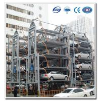 China Vertical Rotary Mechanical Car Parking System on sale