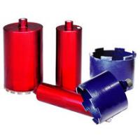 High quality diamond core drill for stone and concrete processing Manufactures