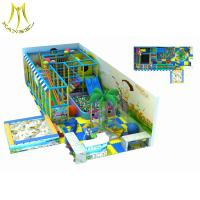 China Hansel amusement park kids indoor play equipment barbie games for kids play area on sale