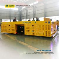 Buy cheap Automatic Trackless Transfer Cart Used For Shipyards and Coil Industry Handling from wholesalers