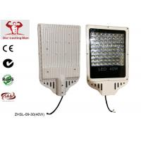 China Solar Power LED Street Lights 30W with Tempering Glass Diffuser DC 24V Street Lamp on sale