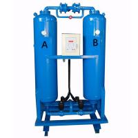 China 3.8Nm3 Heatless Adsorbed Desiccant Air Dryer Dehumidifier 2 Towers High Efficiency on sale