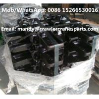 Buy cheap Track Pad for LIEBHERR LR1600 Crawler Crane Undercarriage Parts from wholesalers