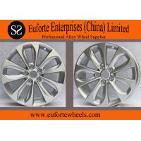 China 17 inch Korean OEM Wheel Hyper Silver Aluminum Alloy Lightweight Car Wheels on sale