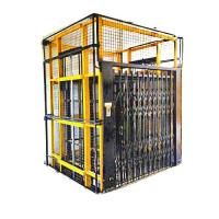 Steel Construction Hoist Elevator , Construction Material Lifting Hoist Manufactures