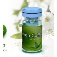China Green coffee slimming pills volcanat health diet Fat burning CAPSULES with Safe on sale