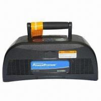 Quality Jump Starter Power Station with LED Light and 400W Power Inverter Factory for sale