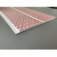 Heat Proof Durable Bathroom Plastic Wall Panels Polyvinyl Chloride Material Manufactures