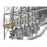 Silo with Walking Floor 1-20t/h Wood Pellet Plant Manufactures