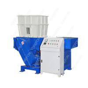 Multi Function Single Shaft Plastic Waste Shredding Machine SN - S3980 Low Noise Manufactures