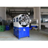 Torsion Spring Coiling Machine Spring Coiler Diameter 0.3 - 2.5mm Manufactures