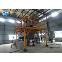 High Efficiency 8 - 10T/H Dry Mortar Production Line Semi Automatic Batch Blending Manufactures