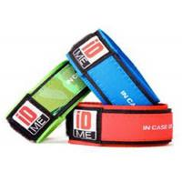 Kids ID Bracelet With ID Insert Card Manufactures