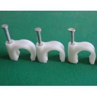 China Circle cable clips on sale