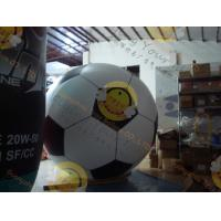 Quality Inflatable Advertising Sport Balloons Large Football Shape for Outdoor Events for sale