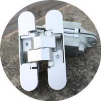 3d concealed hinges Zamac invisible hinge Manufactures