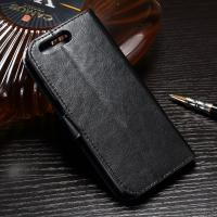 Handmade Huawei Leather Case For Huawei P10 Plus Flip Cover Anti - Dirt Manufactures