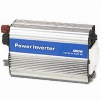 400W USB Car Power Inverter with -10 to 45°C Operating Temperature Range Manufactures
