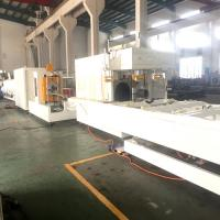 26KW Heating Power PVC Pipe Extrusion Line Automatic PVC Tube Pipe Expanding Machine Manufactures