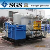 PSA nitrogen gas equipment approved SGS/CE certificate for steel pipe annealing Manufactures