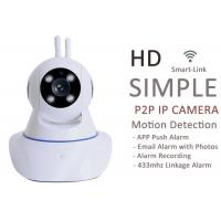 Intelligent Link Alarm System Wireless Security Camera With Motion Detection Night Vision Manufactures