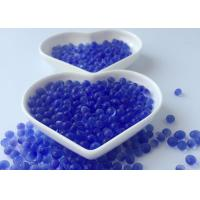 Chemical Industrial Blue Indicating Silica Gel High Activity For Water Absorber Manufactures
