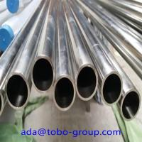Heavy Wall Duplex Stainless Steel Pipes ASTM / ASME A789 / SA789, A790 / SA790 Manufactures