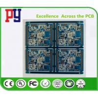 Electronic Printed Multilayer PCB Circuit Board FR4 Base Material 1.6MM Thickness Manufactures