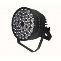 360w 36pcs 10w Rgbw 4 In1 Stage Weeding Led Par Cans Aluminum Alloy Manufactures