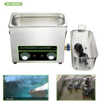 Durable Ultrasonic Dental Cleaning Machine Stainless Steel Tank For Car Parts Manufactures