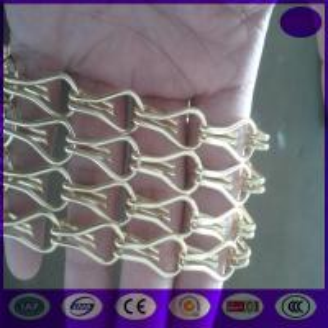 1mx2m metal drapery aluminium chain fly screen curtain for door Manufactures